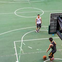 """籃球 Basketball"" / 男運動員 Men in Sports / SML.20130315.EOSM.03453.SQ"