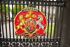 Gate to The Melbourne Mint, Melbourne - Australia (les.butcher) Tags: street old streets rome building true june century corner buildings gold jj gate branch all coins treasury australian mint royal style australia melbourne william it victoria architectural architect virtual clark 1967 designs government british former 12 palazzo copy renaissance until impressive built 19th between 1916 revival 1927 opened the 1869 latrobe 1872 1515 significance sovereigns minted raphaels 280318 387429 vidonicaffarelli