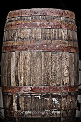 Old Pickle Barrel (Photographybyjw) Tags: old this rust all with shot north barrel some move goods used rings carolina were past aging pickle types photographybyjw