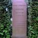Hans Christian Anerson's grave