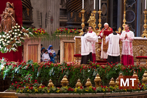 Mass for New Cardinals