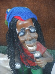 Dread Cred (mikecogh) Tags: sunglasses shop dreadlocks cool dolls display statues singers hip reggae groovy rastas