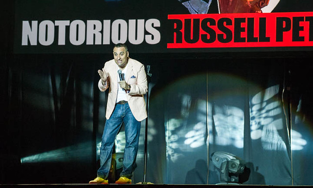 RUSSELL PETERS SINGAPORE 2013