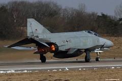 German Air Force Phantom F-4 37+92 (foto-metkemeier.net) Tags: force air spooky german phantom tornado usaf f4 usairforce a10 luftwaffe transall richthofen germanairforce f4f wittmund jg71 wittmundairbase fairchilda10cthunderboltii
