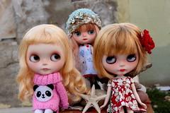 Clover, Jessy y Judy