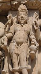 Khajuraho (nicnac1000) Tags: sculpture india statue temple carving unescoworldheritagesite unesco worldheritagesite mp jain khajuraho jaina madhyapradesh bundelkhand chhatarpur