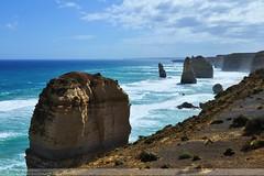 12 Apostles 066 (raqib) Tags: trip sea rock rocky australia melbourne greatoceanroad twelveapostles monash rc 12apostles daytrip rockformation facultyofeducation