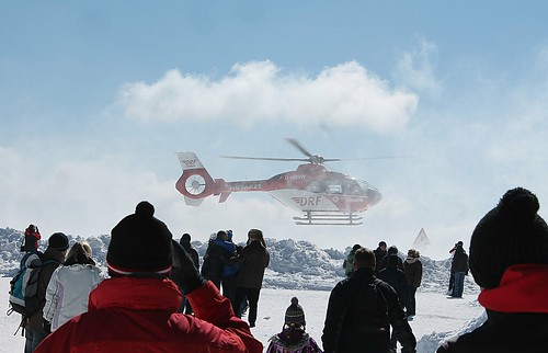 BROCKEN - HELICOPTER AIR RESCUE