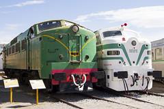 Museu FFCC Vilanova 29/3/13 17 (Escursso) Tags: train tren museu railway catalunya museo vapor ferrocarril renfe