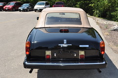 "1980 Rolls Royce Corniche • <a style=""font-size:0.8em;"" href=""http://www.flickr.com/photos/85572005@N00/8634795882/"" target=""_blank"">View on Flickr</a>"
