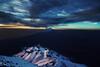 Popocatepetl al amanecer (Moy Triana) Tags: life blue sunset sky nature clouds sunrise landscape mexico volcano climb amazing sony hike alpine cloudporn popocatepetl triana hicking a77 moy alpinism iztaccihuatl skyporn sonyalpha utdoors moytriana sala77