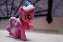 Diamond Tiara ~ 99/365 (Hamsteh) Tags: pink tiara g4 diamond bb bully mlp mylittlepony diamondtiara blindbag