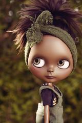 Miss Dizzy La Roo
