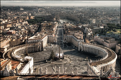 Piazza San Pietro (_Hadock_) Tags: desktop new blue windows verde church up look st azul de nikon san catholic ipod god background basilica davinci creative iglesia samsung 7 8 sigma commons screen full vaticano pedro galaxy angels seven xp vista hd catolica 1020 eight fondo cupula pieter android techo s4 pantalla dios siete demons iphone saver basisschool codigo ipad salvapantallas d80 comons demmons