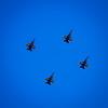 Navy Blue on Blue (Melody Migas) Tags: blue usa florida navy blueangels pensacola naspensacola