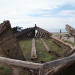 Boat, Salt Pans, Santa Pola