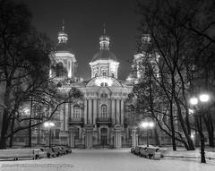 "Chiesa di S. Nicola - Nikol'skiy Sad church,  Saint Petersburg, Russia <a style=""margin-left:10px; font-size:0.8em;"" href=""http://www.flickr.com/photos/24828582@N00/8668154802/"" target=""_blank"">@flickr</a>"
