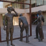 Sculpture in Elche