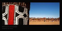 Aldeia Afukuri dos ndios Kuikuro (www.renatosoares.com.br) Tags: xingu matogrosso antropologia ndios etnologia etnias kuarup karib kuikuro vilasbas