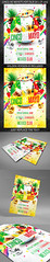 Cinco de Mayo Party Flyer, PSD Template (foryoustudio) Tags: carnival party cactus holiday hat festival mexico disco dance chili dj fiesta drum guitar tequila celebration mexican spanish latino sombrero lime tradition independenceday ethnic celebrate cincodemayo palmtress may5th colorfulcostumes