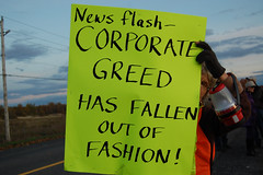 "Corporate greed is the only ""justification"" for new privately-owned mega-dumps!"