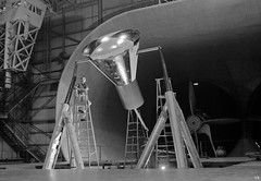 ... airtunnel testing Mercury capsule (x-ray delta one) Tags: sf mars 1955 illustration vintage mercury space astronaut nasa 1950s skylab scifi lifemagazine rocket sciencefiction 1960s outerspace tomorrowland apollo gemini mir cosmonaut vostok thefuture aerospace cccp saturnv soyuz worldoftomorrow spacerace spaceexploration magazineillustration maninspace robertmccall