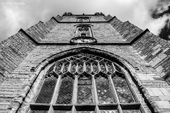 before time (MHPhotos_) Tags: church architecture faith religion cardiff caerdydd stjohnthebaptistchurch cardiffcitycentre