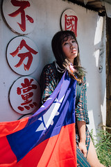 WIL_0212 (WillyYang) Tags: roc taiwan flag portrait canon sony 5d3 a7 2470f28 2470mmf28lii 50mm 50mmf12 50l 50mmf12l