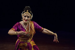 Padma Shri Devayani (gurpreet_singh.) Tags: dance dancer performer performance indian classical devayani french padma shri india tagore theater chandigarh festival