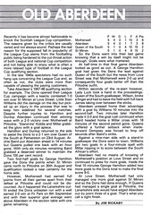 Aberdeen vs St Johnstone - 1983 - Page 17 (The Sky Strikers) Tags: road cup st magazine official scottish aberdeen don to hampden league johnstone the matchday pittodrie 40p