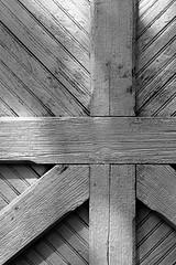 Old Barn Door (tomcanon68) Tags: canon40d canon canon100mm28ismacro canon100mmmacro old bw blackandwhite monochrome door barn