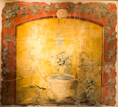 IMG_0134 (jaglazier) Tags: 1stcentury 1stcenturyad 2016 2ndstyle 72316 9867 campania copyright2016jamesaglazier fountains frescoes imperial italy july museoarcheologiconazionale museoarcheologiconazionaledinapoli naples napoli national nationalarchaeologicalmuseum nazionale niches plants pompeii roman archaeology flowers fresco gardens wallpainting