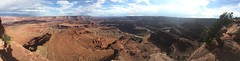 Dead Horse Point Panoramic 1 (mylesbentley) Tags: deadhorsepoint utah coloradoriver canyons river panoramic landscape