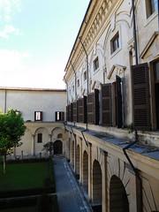 Inner Garden (SixthIllusion) Tags: mantova mantua italy architecture heritage garden court window travel palace