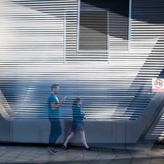 One place, different times. #5 (franleru1) Tags: 1x1 abstract architecture architecturecontemporaine art dtaildarchitecture london londres omdem5 olympus photoderue streetphotography uk