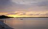 Joyous sunset (Lars Plougmann) Tags: handstand denmark bandholm beach lolland sunset swimmer girl dscf3822