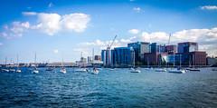 The Fan Pier Seaport (kuntheaprum) Tags: tgif iphone5
