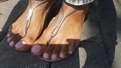 Pretty toes 2.0 (kink505) Tags: toes feet pretty prettytoes 1 pedicure cool nailpolish nailart best