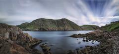 St John's Harbour south siide long exposure (superdavebrem77) Tags: daytimelongexposure panorama bulbmode stjohns newfoundland amherstroad