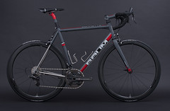 GTR, Matte Field Grey, Sram Red, X-Power Grey, Corretto, X875 (Baum Cycles) Tags: baum