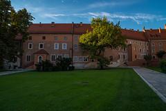 Royal Apartments (lncgriffin) Tags: krakow cracow poland polska europe europa wawelcastle royalapartments courtyard architecture historic travel nikon d750 zeiss distagon distagon2128zf