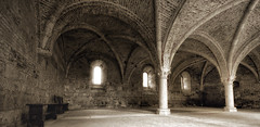 Scriptorium San Galgano (sirVictor59) Tags: toscana sirvictor59 sigma1020 siena chiesa abbazia nikond300 nikon eremo italy italia italiamedievale spadanellaroccia