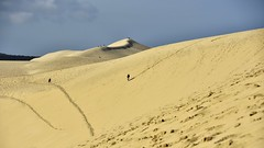 duna di Pilat ... (miriam ulivi) Tags: miriamulivi nikond7200 france guascogna arcachon dunadipilat dunedupilat sabbia sand cielo sky people nature