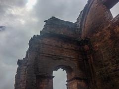 "Trinidad: les ruines de la cathédrale <a style=""margin-left:10px; font-size:0.8em;"" href=""http://www.flickr.com/photos/127723101@N04/29452072166/"" target=""_blank"">@flickr</a>"
