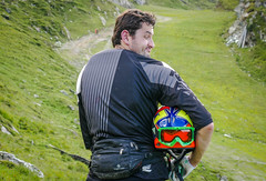 1 Boy am stylen (Hagbard_) Tags: mtb bike mountainbike freeride sterreich bockaufballern velo spass friends natur outdoor nature mtbisokay wagrain kitzsteinhorn everydayimshutteling
