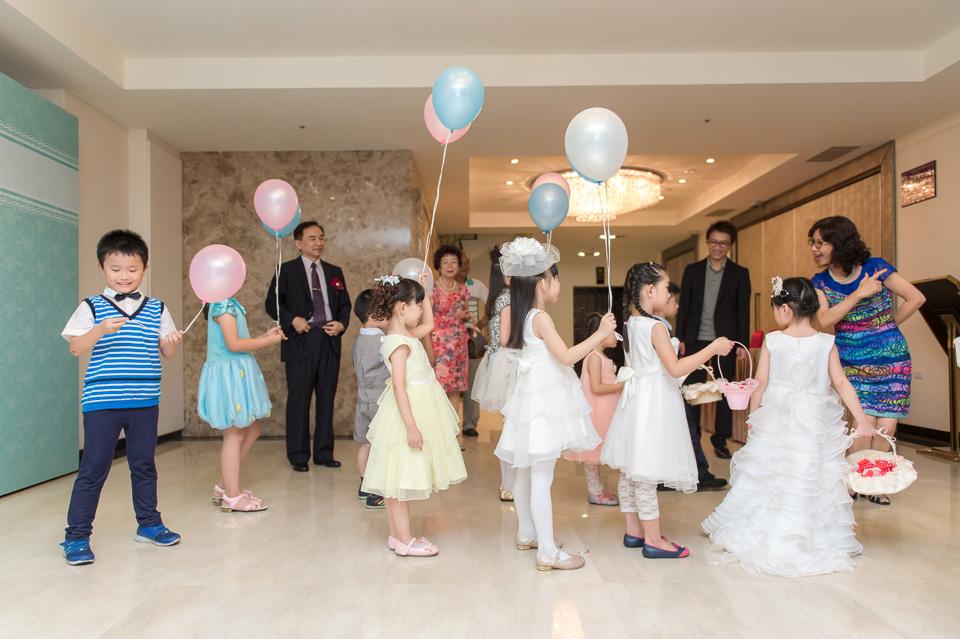 台南婚攝 情定婚宴城堡永康館 婚禮紀錄 C & V 116