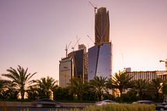 Beautiful Riyadh Aug-18-15 (Bader Alotaby) Tags: nikon d7100 riyadh skyscraper skyline cityscape nightscape ruh photography ksa gcc art architecture leed kafd sunset blue hour amazing 18200 1116 sigma samyang 8mm tokina supertall megatall cma hok kkia dxb dubai uae doh doha qatar bahrain manamah burj khalifah downtown city center modern rafal kempinski hotel flamingo sculpture chicago illinois usa travel summer loop central cta ord ny jfk kfnl kapsarc