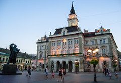 Novi Sad City Hall (popov sin) Tags: novisad serbia cityhall