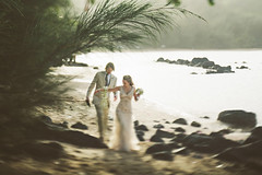 (* OneLovePhoto.com) Tags: wedding beach home lens hawaii shift made homemade northshore leftovers kauai hi tilt anini onelovephotography onelovephoto onelovephotocom