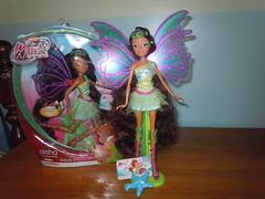 Aisha Harmonix Dolll by Jakks! (winxeric97) Tags: club toy doll dolls pacific harmonix aisha jakks winx sirenix